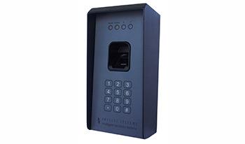 Server room - access control