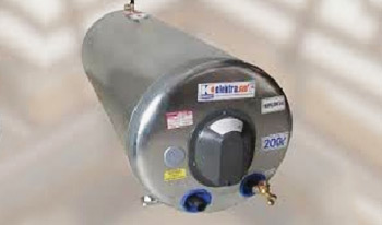 Hot Water Cylinder Timer - Geyser Monitoring