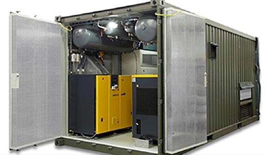 Oxygen PSA generator - Intelec Systems